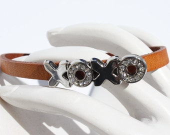 Armband Silber 925 Klee durchbrochenes
