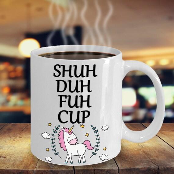 Coffee Gift Ideas Black Mug With Funny Sayings