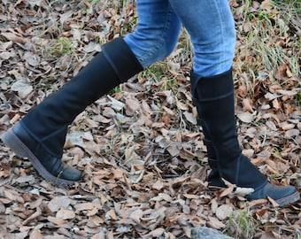 S/M/L/XL, Gaiters, Gamaschen 'Adele', legs cuffs, leg accessories, leg warmers, leggings, Stulpen