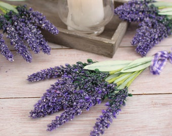 Lavender flowers summer decoration for crafting & decorating