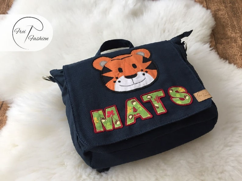 Tiger Nursery backpack