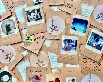 I'll write to you - postcards for people we miss