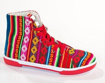 Khusku Schuhe    Cocos Rot    Unisex 8254649dc7