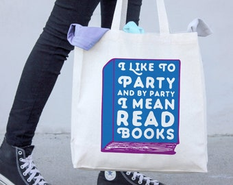 THE BOOKISH BAG
