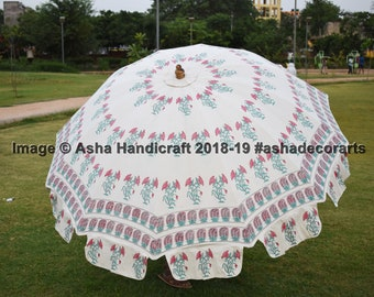 Rose Mughal Flower Blush Pink  by jenlats Indian Round Tablecloth Floral Motif Mughal Cotton Sateen Circle Tablecloth by Spoonflower