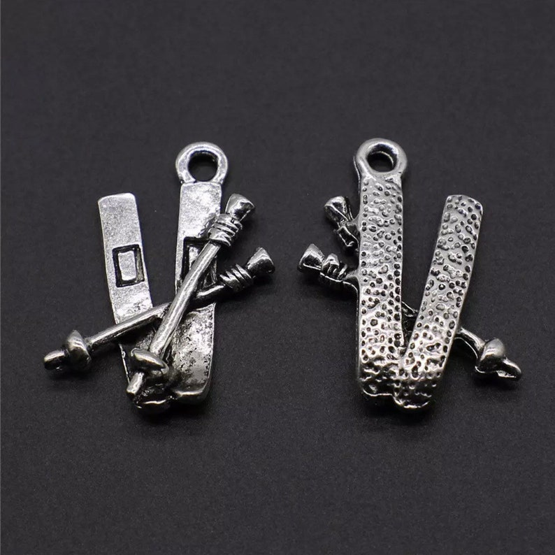 Life Lessons from the Ski Slopes Zipper Pull 1pc skiing