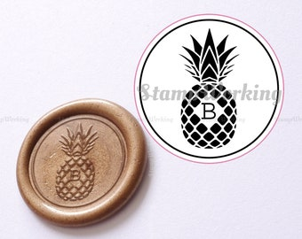 Party Cake Snacks Decoration Kids Gift Pack Seal Stamp 10PCS Wax Seal Stamp Food Collection Favorite Food Fruits Wine Wax Sealing Stamp