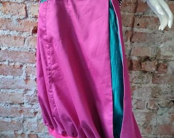 Pink maxi skirt AgaMa