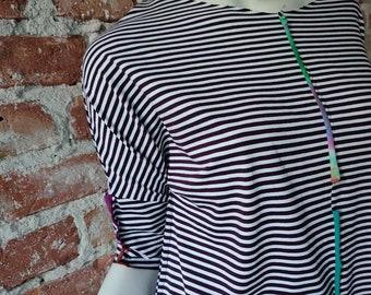 Striped blouse AgaMa