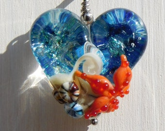 Chain Pendant - Heart