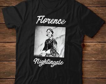 cc04f5708268e Florence Nightingale T-Shirt