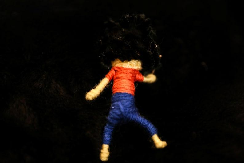 Percy Jackson Inspired Handmade Figure