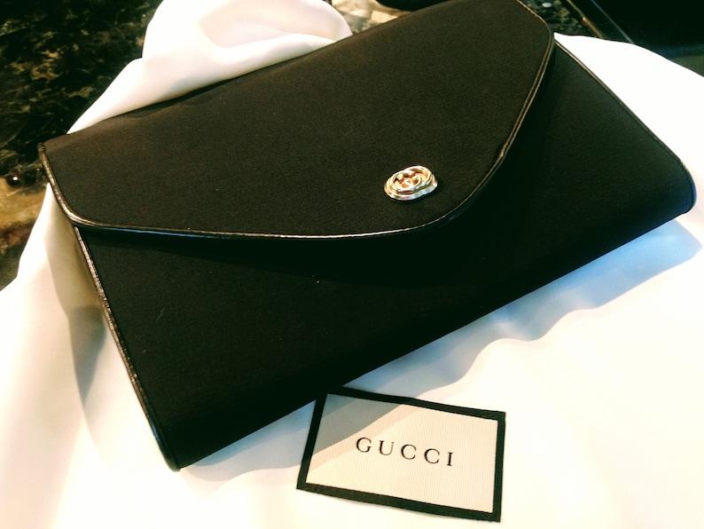 001c371bb16b7 Gucci-Stunning Vintage Evening Clutch