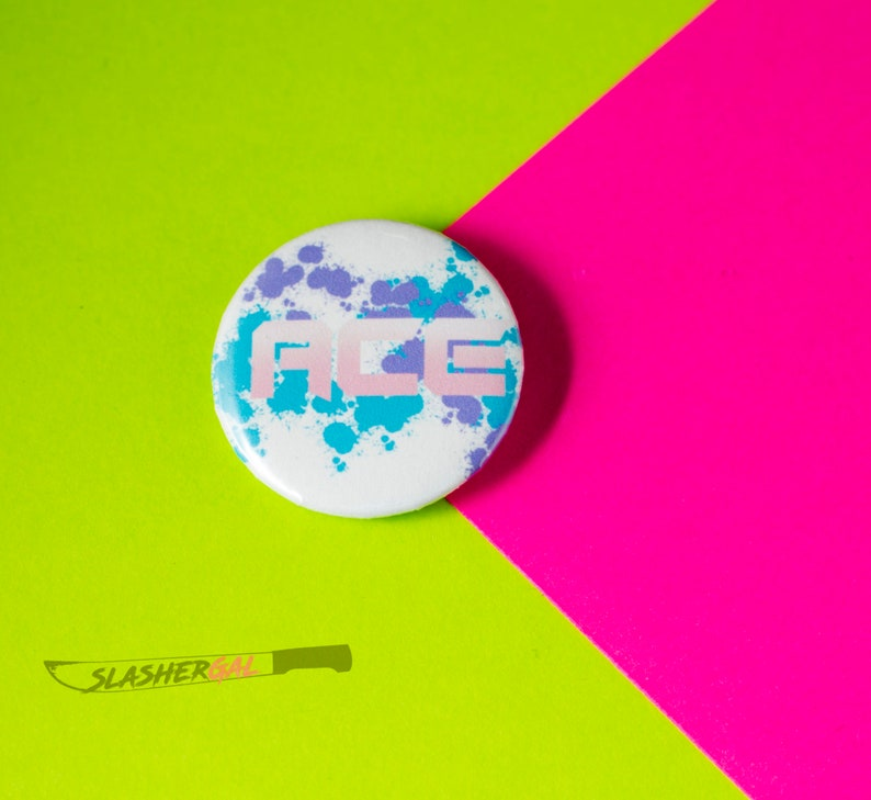 ACE 1.5 inch ButtonPin