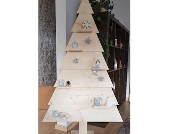 Weihnachtsbaum Aus Holz (160 Cm)