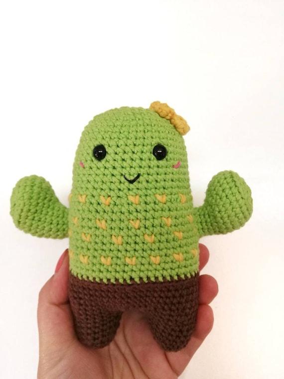 CAL Cactus – ¡Patrón cactus amigurumi GRATIS! – Amigurumi Duende de los  Hilos | 760x570