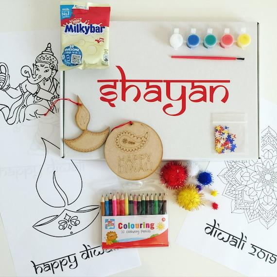 Diwali Rangoli Coloring Pages - GetColoringPages.com | 569x570
