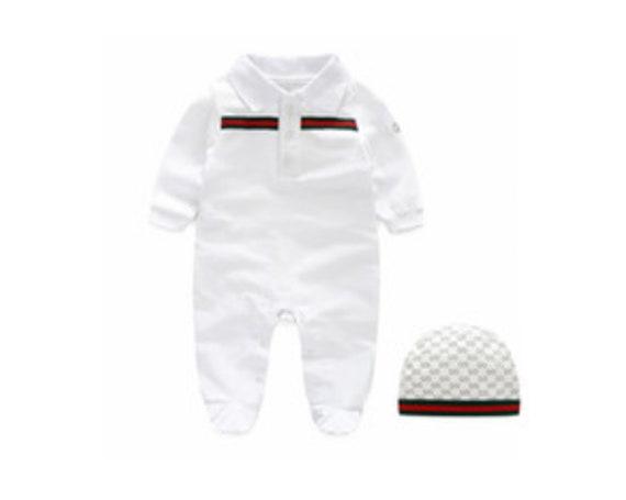 945f0db762e Gucci Inspired Onesie w  hat Baby Boy Onesie Valentine Gift