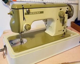 Vintage bernina favorit 840 841 842 sewing machine service etsy bernina favorit 640 2 commercial sewing machine fandeluxe Gallery