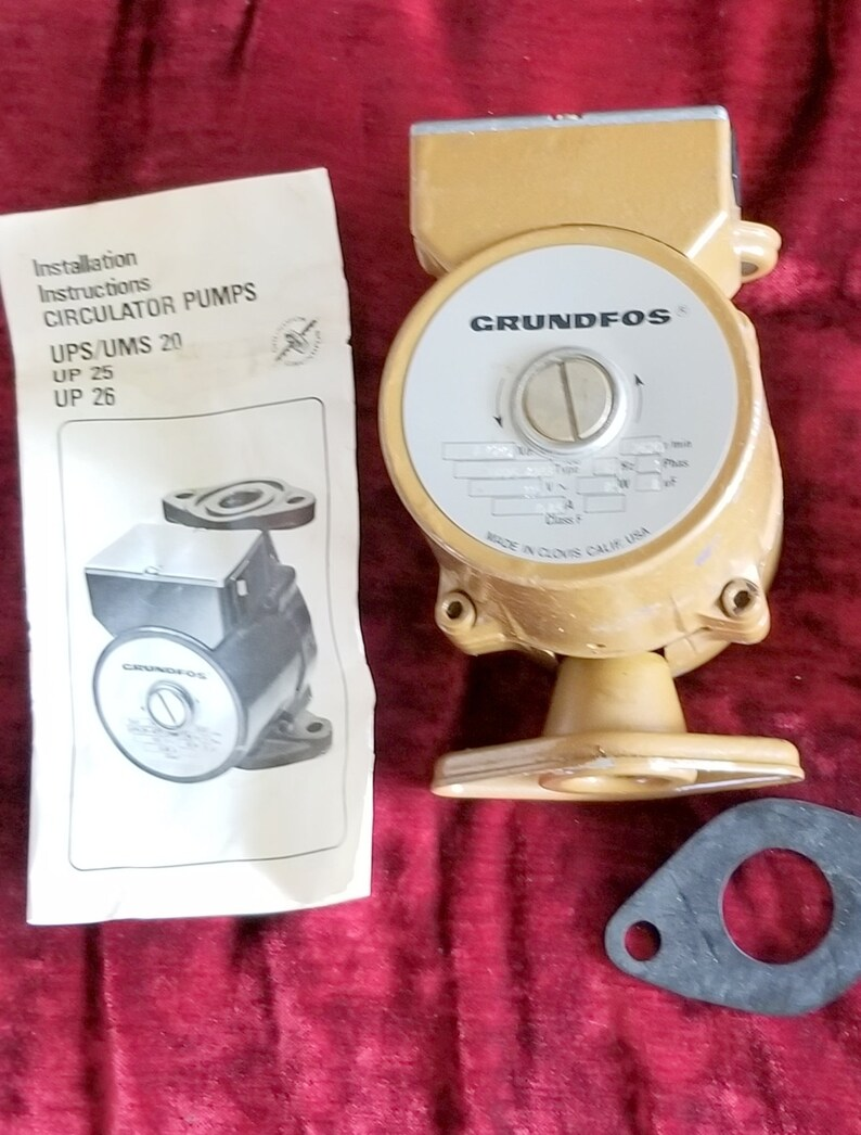 Grundfos Circulator pump UP25-42SF