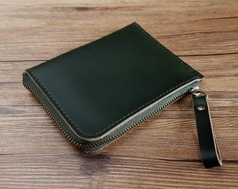 70cc29c292aa Zip wallet | Etsy