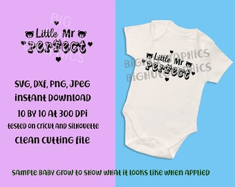 Little mr pinch proof SVG PDF files DXF hand drawn lettered cut file graphic overlay
