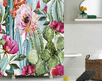 Bath Shower Curtain Etsy