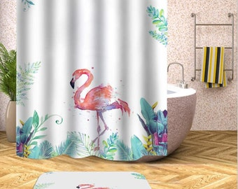Window Treatments & Hardware 3d Tree Cave Door 7 Shower Curtain Waterproof Fiber Bathroom Home Windows Toilet Shower Curtains