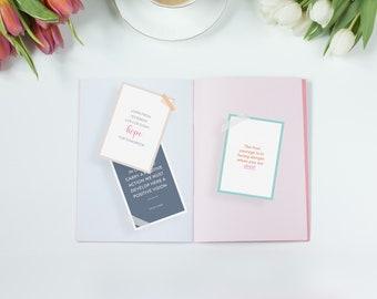 Positivity Cards   IVF Positive Cards   Positivity Gift