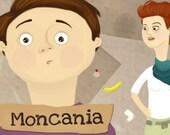 Moncania