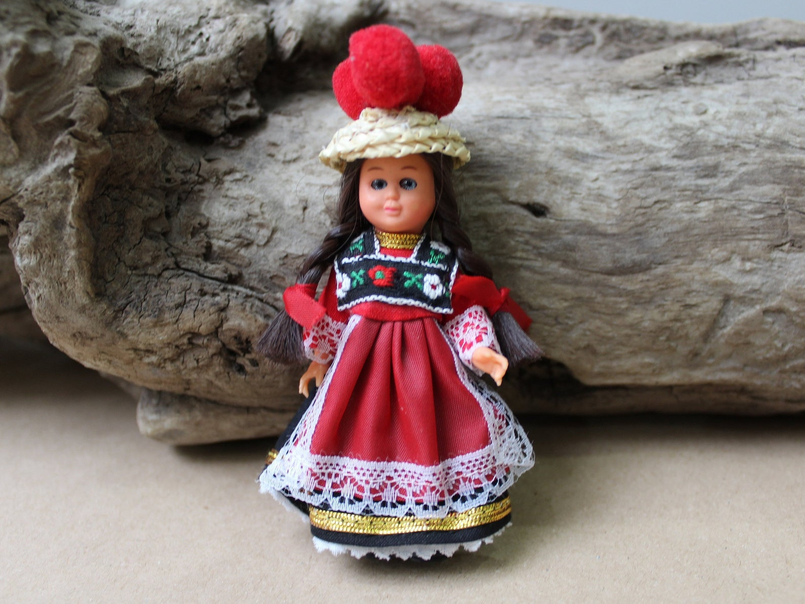 Vintage German DOLL 4.5