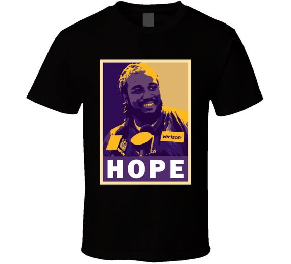 best authentic fea9d 1c33c Dalvin Cook Minnesota Football Fan Hope T Shirt