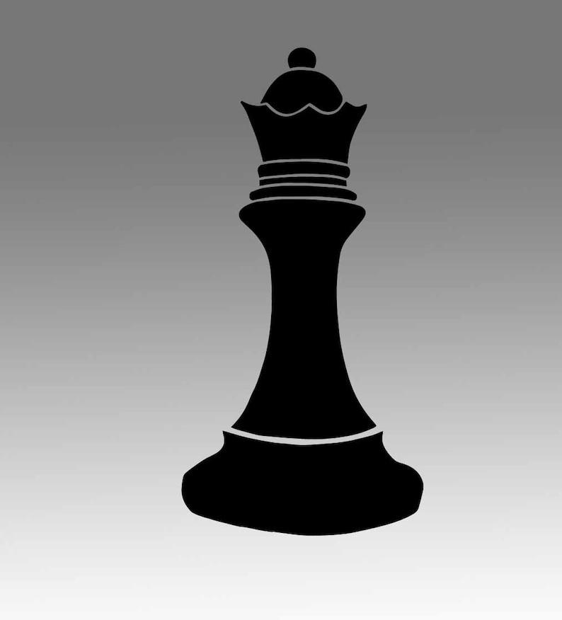 картинки шахматные фигуры ферзь и король зажигают
