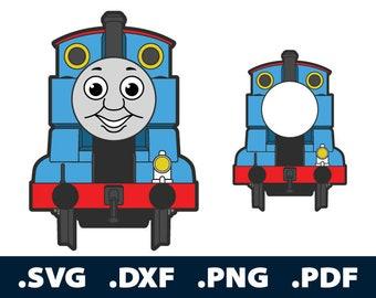 329637ebc7 Thomas & Friends SVG Files, Thomas and Friends Cutting Files, Thomas and  Friends DXF Cut Files, Thomas n Friends SVG Files, Instant Download