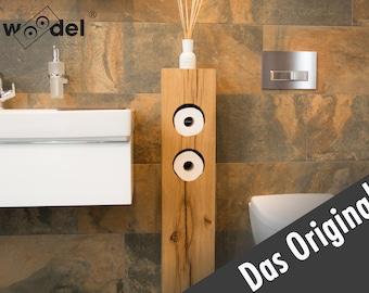 Beliebt Toilettenpapierhalter holz | Etsy JD43