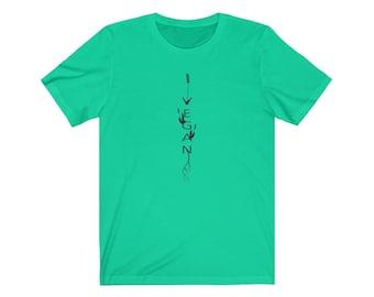 Vegan Roots | I'm Vegan Shirt for Men & Women | Herbivore Fashion Clothing | Go Vegan