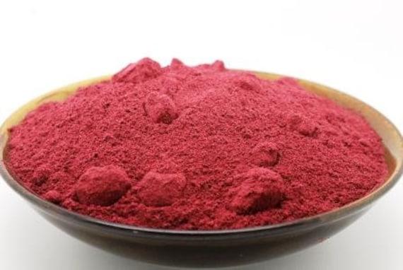 Hibiscus Flower Powder Non Gmo Certified Kosher For Etsy