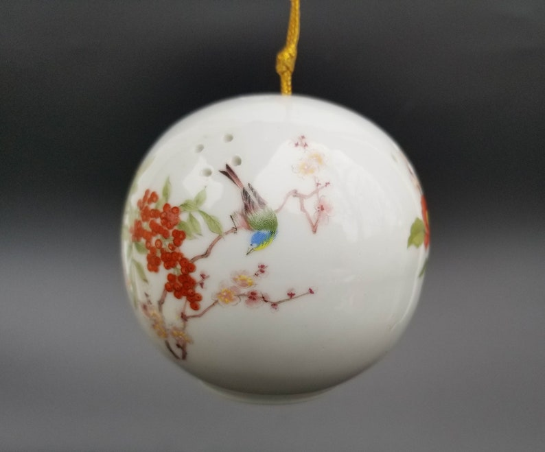 Vintage Takahashi Hanging Potpourri Pomander