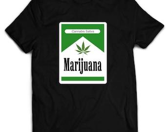b3ba113ce216 Marijuana T-Shirt (Parody)