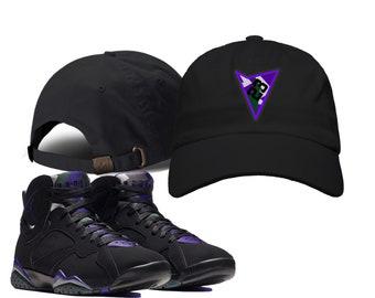 b1247f3aea5 Embroidered Ray Allen | Retro Jordan 7 Colorblock Dad Hat | Cap | Designed  to Match Air Jordan VII Sneakers Active flight