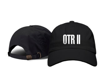 On The Run 2 Dad Hat  e5639b880059