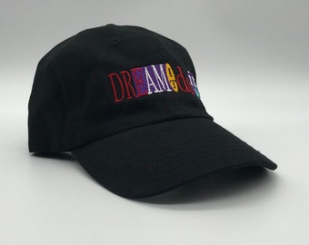 264fc714a07 Embroidered Dream It Do It| Retro Jordan 9 Colorblock Dad Hat | Cap |  Designed to Match Air Jordan 9 Sneakers Active flight nostalgia IX