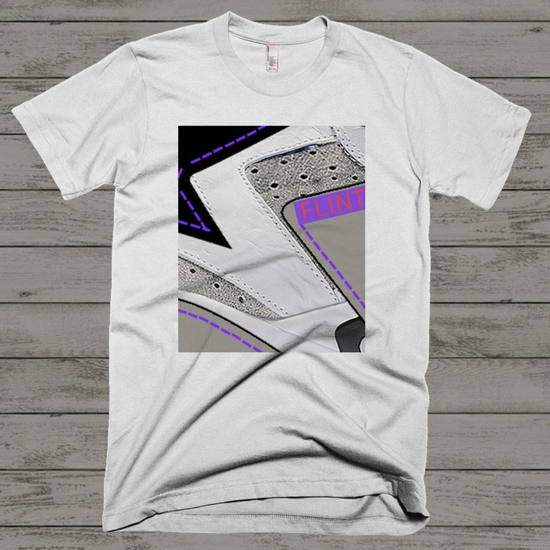 9c5052d13179 Retro Flint Colorblock tee tshirt Designed to Match Air