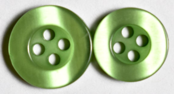 16 Shirt Front Buttons 13mm 7//16in Brown - 8 Shirt Sleeve Buttons 11.5mm Dress Shirt Buttons 24pc Set 1//2in