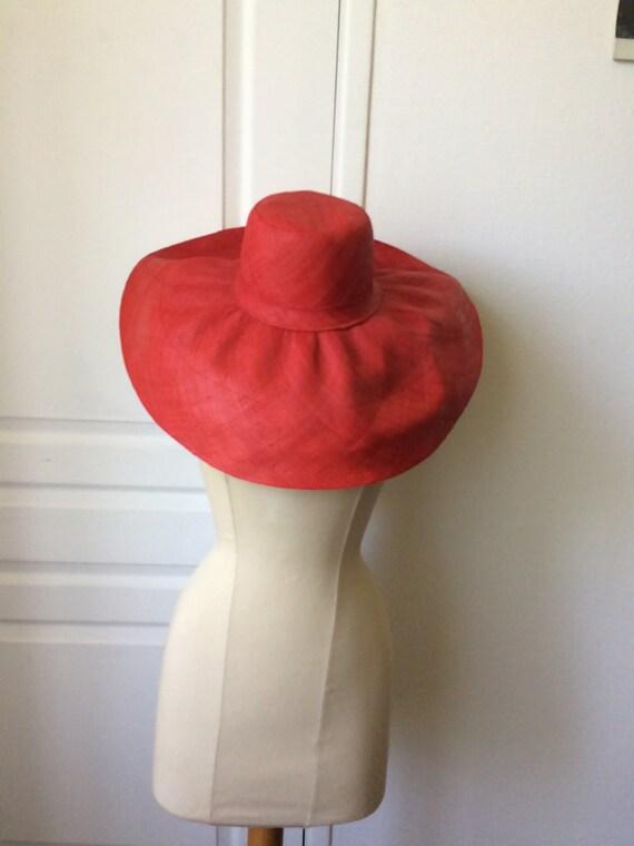 Jeanne Lanvin vintage hat