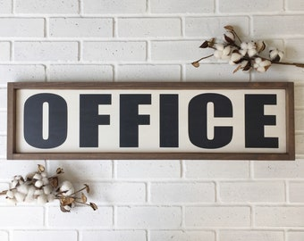Wall decor office Motivational Office Sign Office Wall Decor Sundrenchedelsewhereco Office Wall Decor Etsy