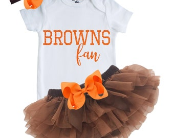 new product 850b8 bf9ca Cleveland browns baby | Etsy