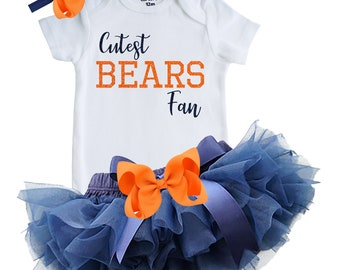 factory price a0834 c7433 Chicago bears baby | Etsy