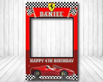 42b44505506 Ferrari Photo Booth