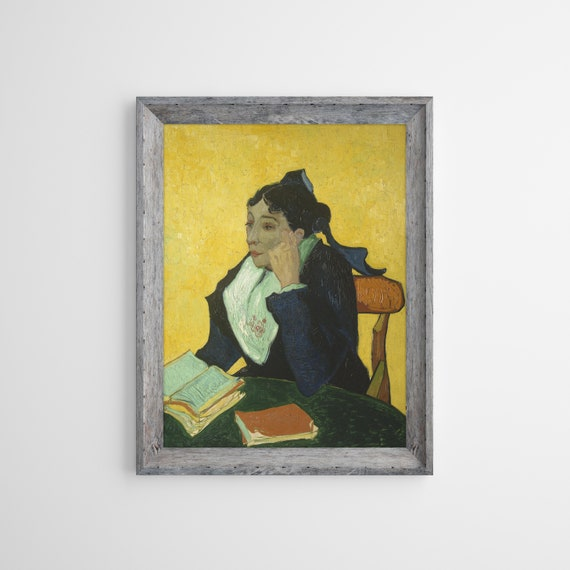 Vincent van Gogh Portrait of an old man Giclee Canvas Print Paintings Poster